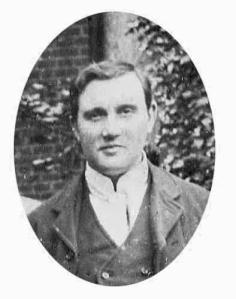 Edward Dorsett Firmin in 1905 (age 40).